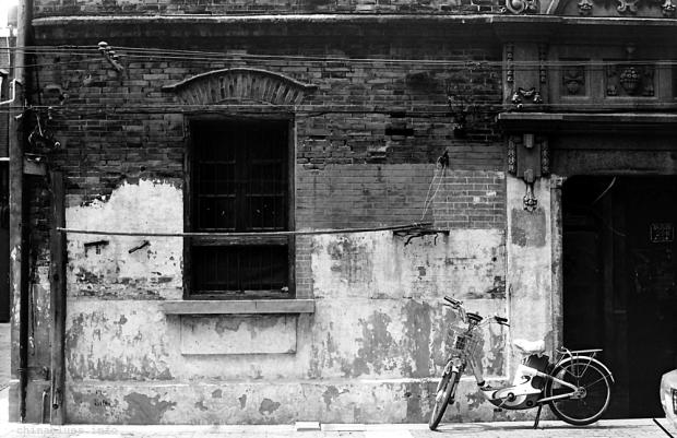 shanghai alley scene
