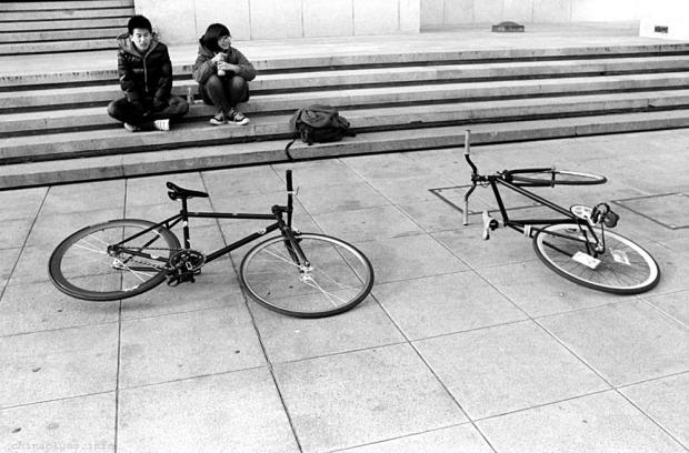 Lazy bikes