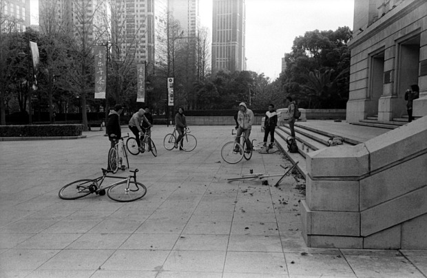 Cycling meetup